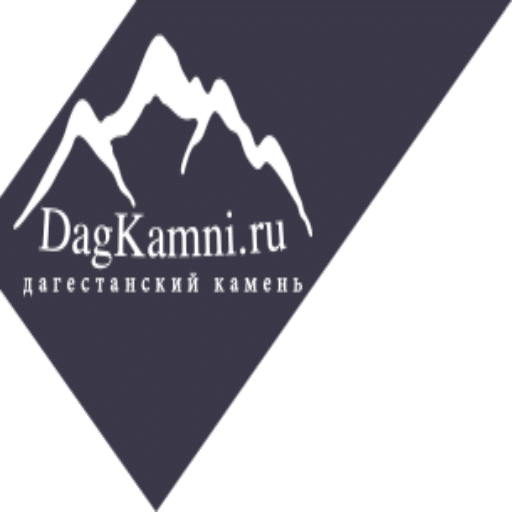 Натуральный природный дагестанский камень ДагКамни Cropped-logo-header-dark